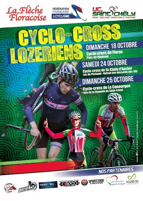 Calendrier Cyclo Cross.Calendrier Cyclo Cross 2015 16 Decouvrir L Uzege En Velo