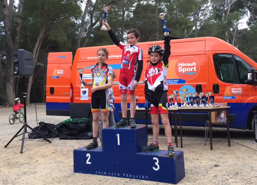 Bessilles lucas podium